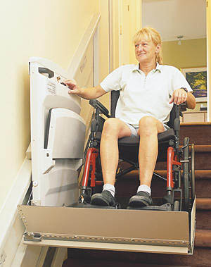 Free assessment for a Stairlift