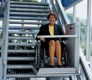 Handicap Stair Lifts