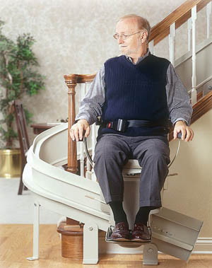 Safety Features For Stairlifts