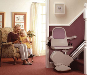 Side Hung Stairlifts
