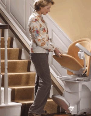 Stair Lift Grants