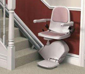 Vertical Stair Lifts with a Shaft